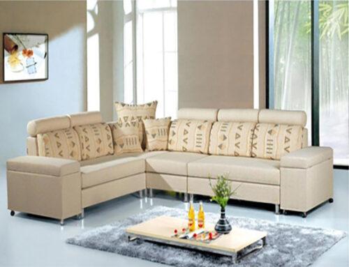 Sofa trong phòng khách là sự tinh tế của của ngôi nhà bạn